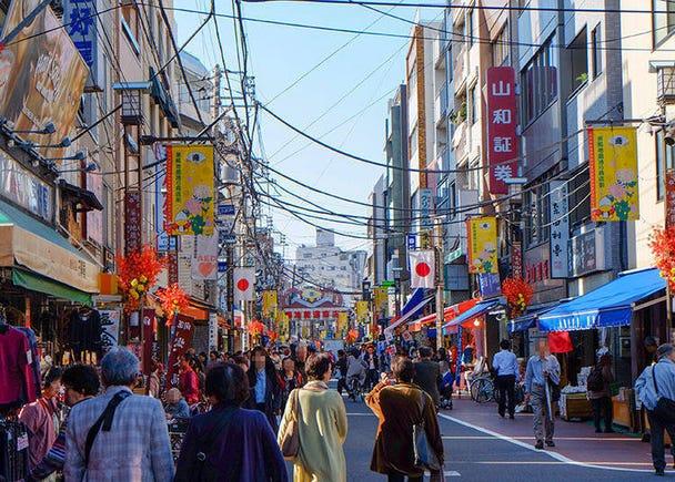 【5】深入在地商店街,品味東京居民生活