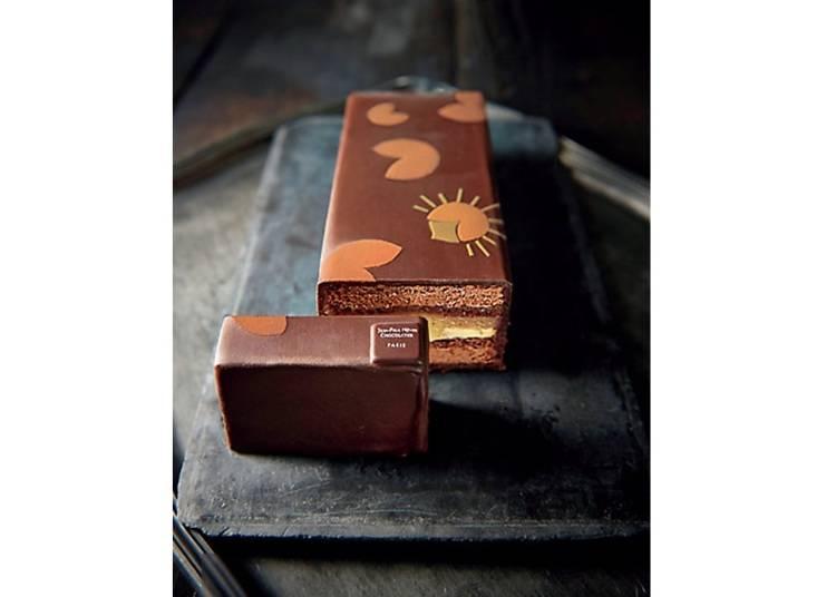 栗×ショコラが織りなす甘い誘惑。「ジャン=ポール・エヴァン」の「シャテーニュ」/伊勢丹新宿店
