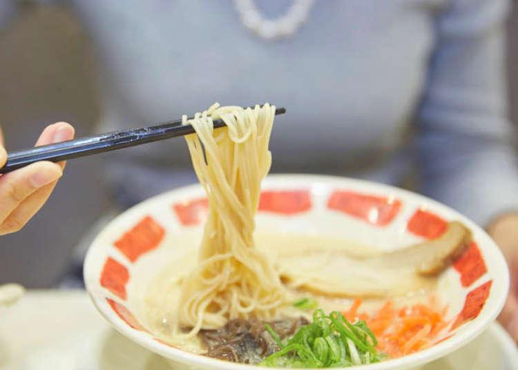 """일본 패밀리 레스토랑 - """"저렴하고 퀄리티 높기로 유명한 바미얀"""" 라멘맛도 수준급..!"""