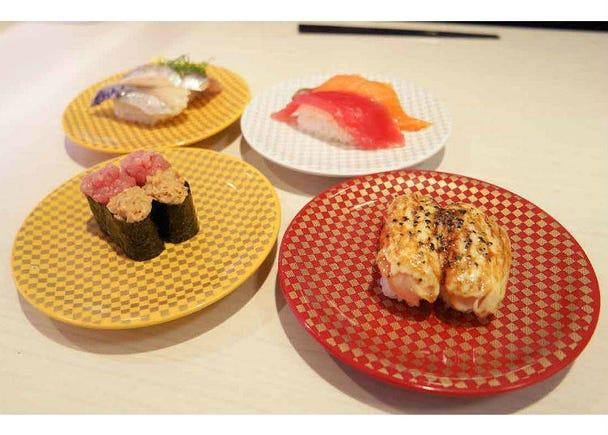 Battleship Sushi and Their Fleet