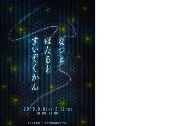 Natsu to Hotaru to Suizokukan (Summer, Fireflies and Aquarium)
