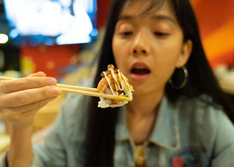 日本人が海外の寿司を認めない5つの理由。海外在住日本人と旅行好き日本人に聞いてみた