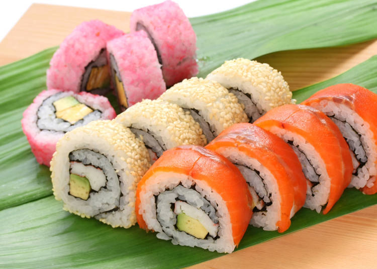 "I Don't Want to Share the Thought of ""Sushi = Rolls"" (Living in Canada, 30s, Female)"