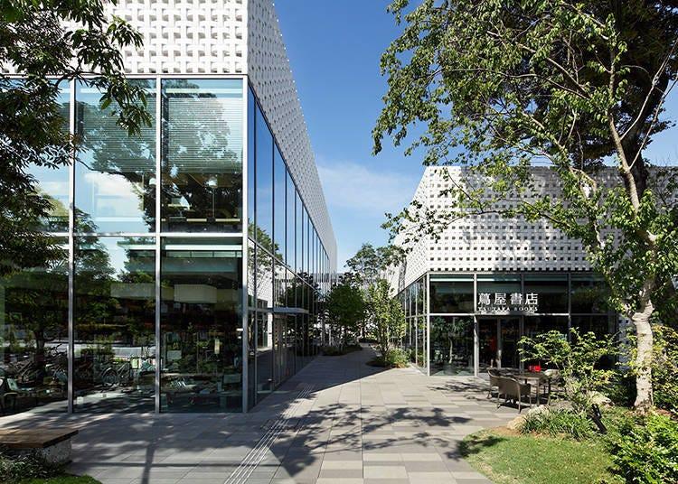 Aesthetic Modern Bookstore: Daikanyama T-Site