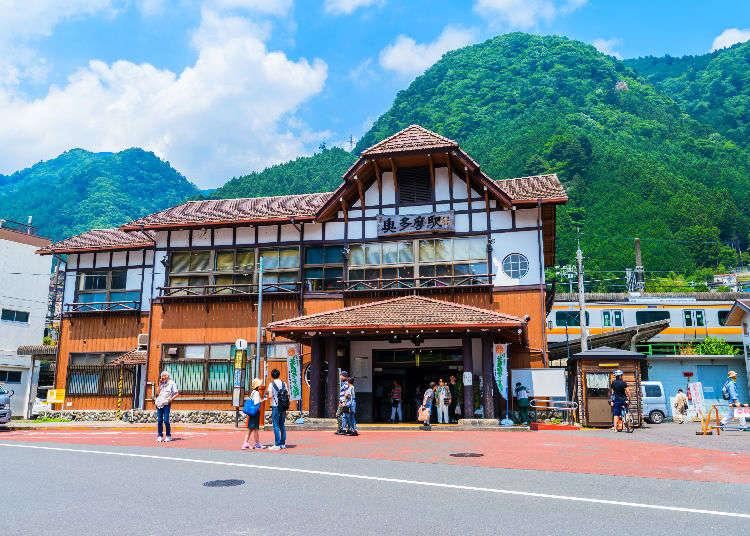 Okutama & Mt. Mitake: Enjoy Japan's Lush Nature Just 90 Mins from Central Tokyo