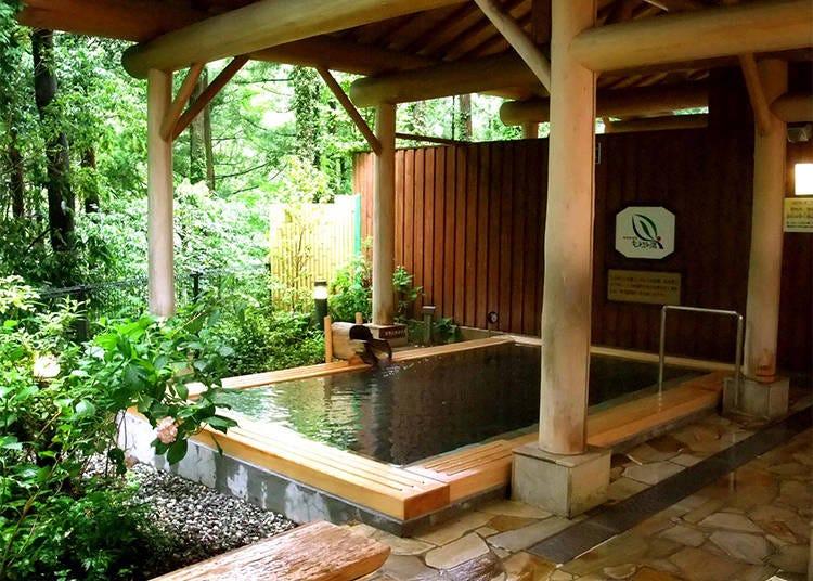 7. Okutamaonsen Moegi Hot Spring