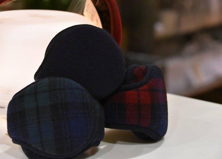 無印良品推薦冬季商品③尺寸可調整後罩式耳罩