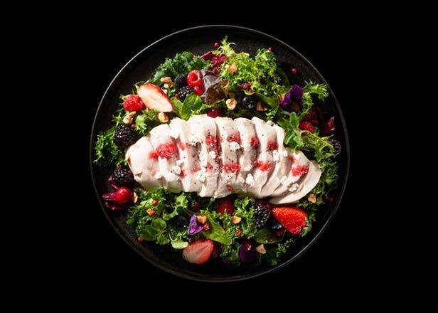 食物就是要上镜又健康!日本2017年度菜肴结果出炉 鸡胸肉料理成饮食新宠