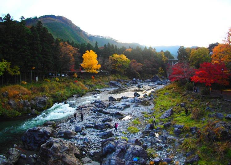 1. Mount Mitake