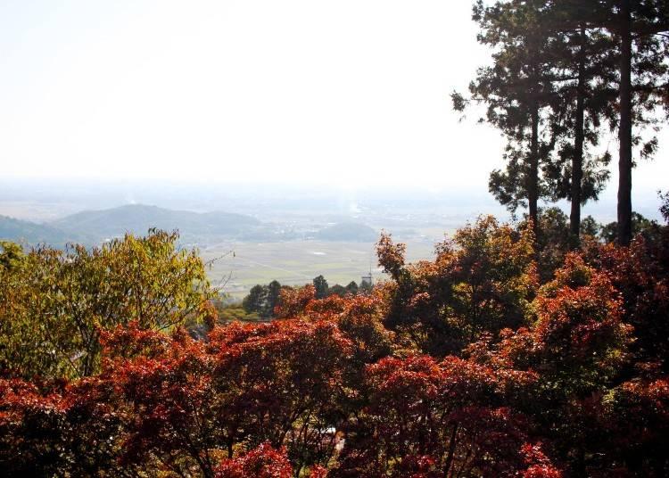 5. Mount Tsukuba