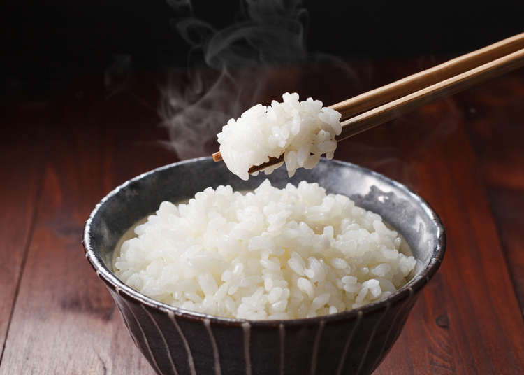 The Secret Life Of Rice Live Japan Travel Guide