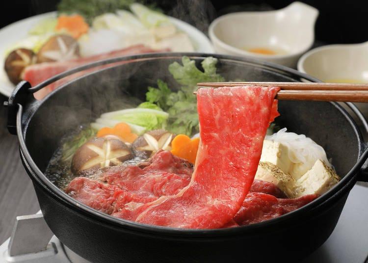 4. Sukiyaki