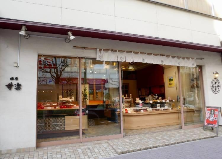 【銀座甘樂】 和菓子名店用心監製的口感細膩草莓大福