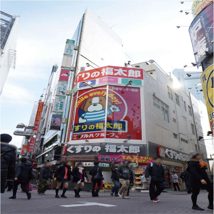 海外旅行者にも大人気の観光スポット。「渋谷」のお買い物&お役立ちスポットまとめ
