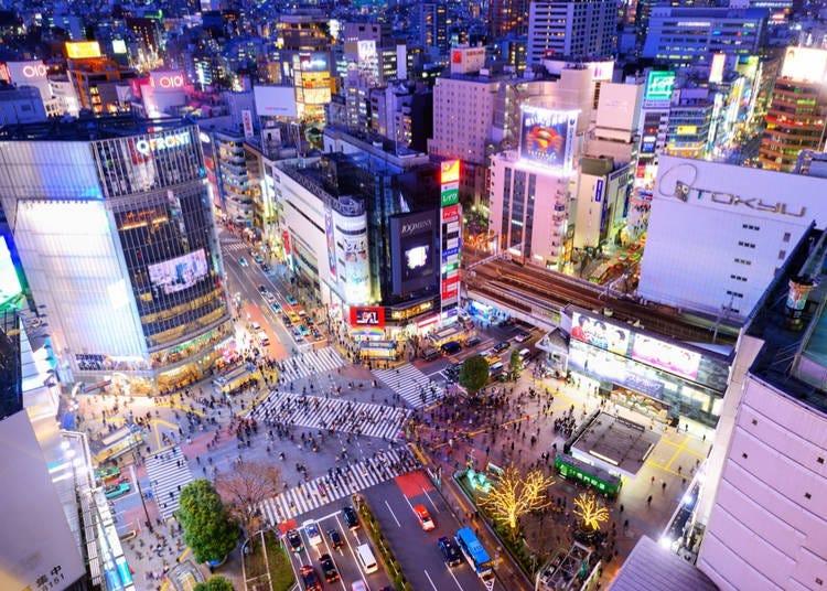 5. Shibuya