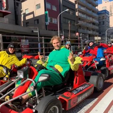 30% OFF Go-Kart Asakusa in Tokyo