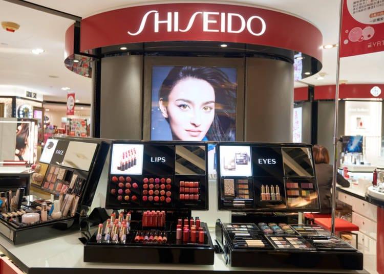 9. Shiseido