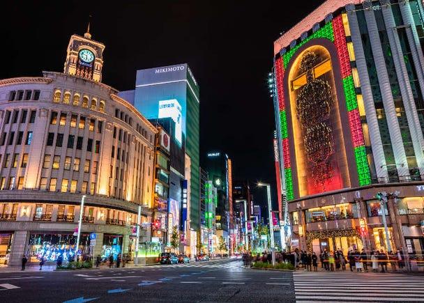 The 7 Best Neighborhoods to Go Shopping in Tokyo