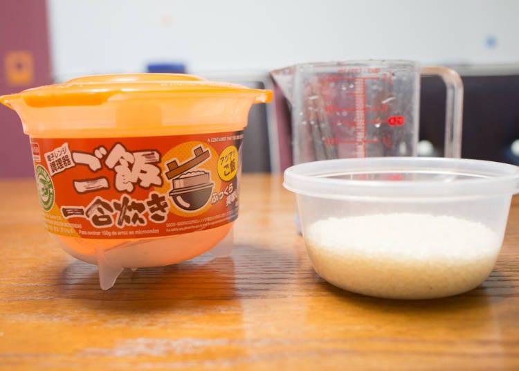 【朝食作りその1】電子レンジでご飯を炊く時代が到来!?チンして炊飯「ご飯一合炊き」