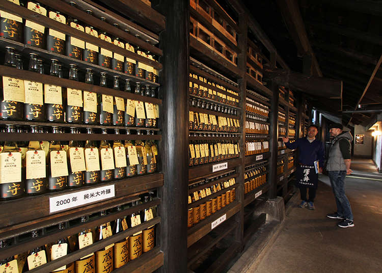 Touring a Sake Brewery in Tokyo: Enjoy a Premium Experience!