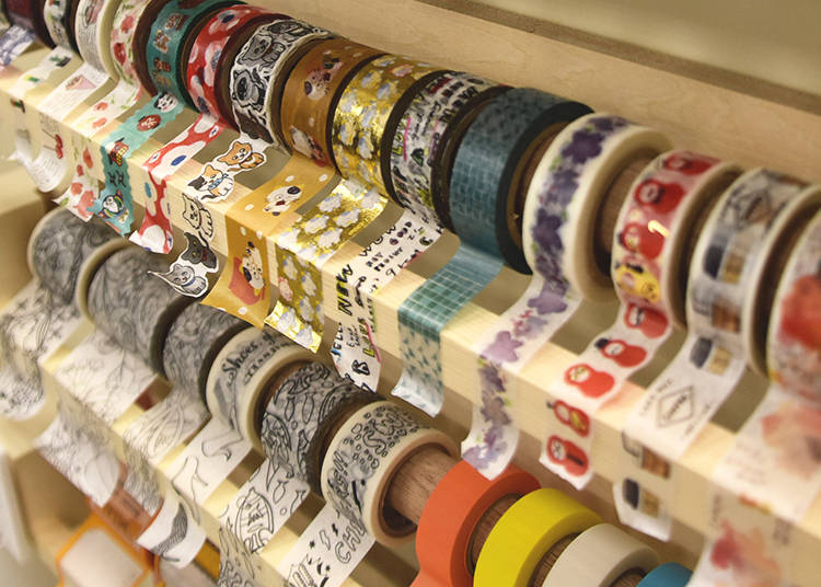 Masking Tape – Everything Looks Fancier with a Splash of Color!
