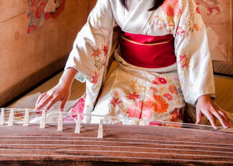 6 Traditional Japanese Instruments That You Can Listen To Today Live Japan Travel Guide