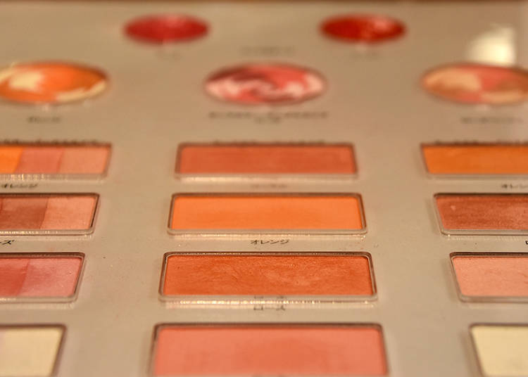 Marble Blusher