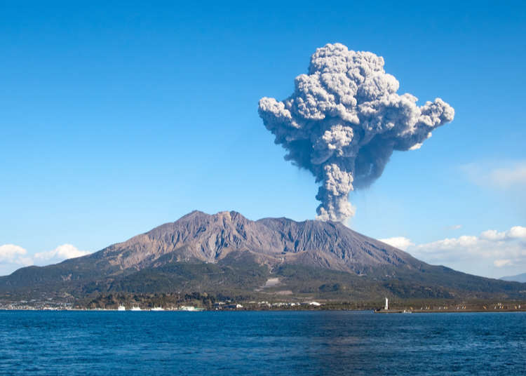 Some like it hot – The best places in Japan for a volcanic experience