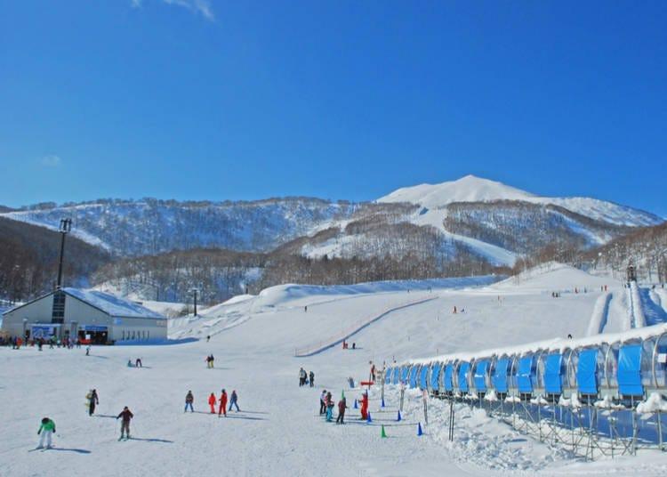 日本滑雪勝地③留壽都度假村【北海道】