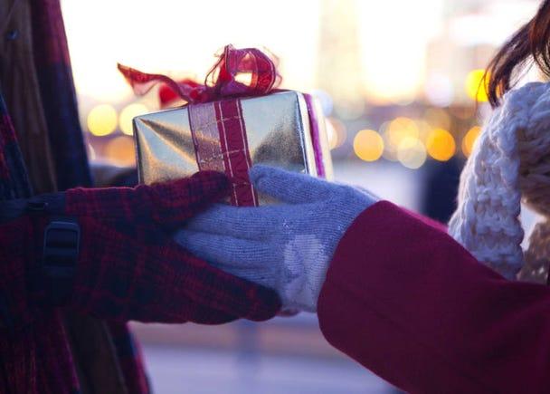 """1:中国の女性にとって、プレゼントは""""もらうもの""""。あげることはあまりないですよ"""
