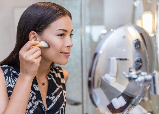 2:女子トイレでの化粧直しを見てビックリ!日本人女性はいつも美に気を使っててすごい