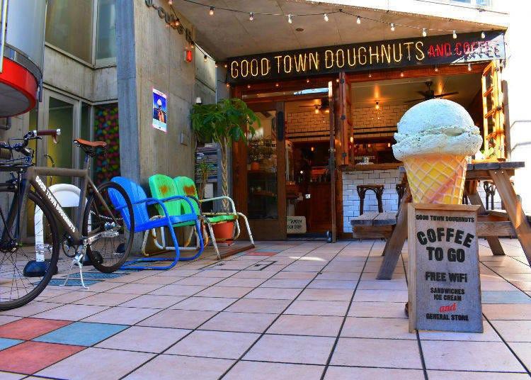 Good Town Doughnuts (Harajuku)