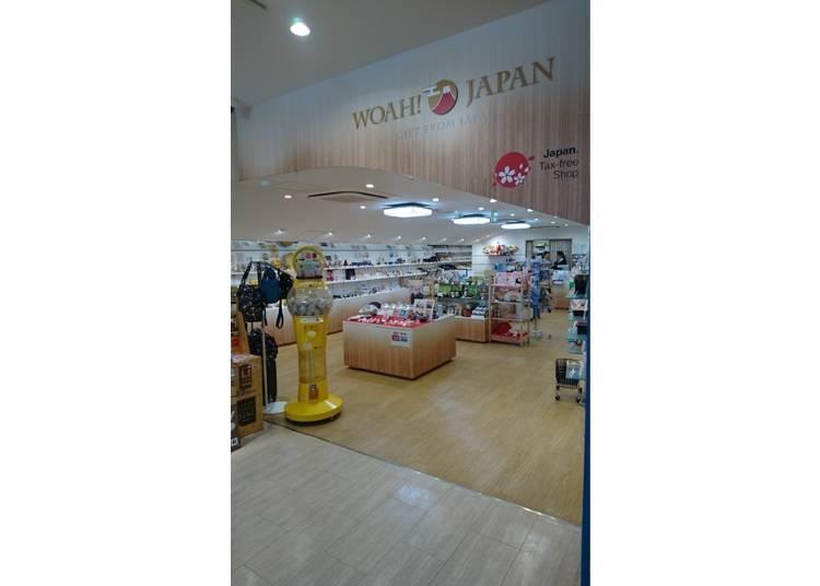 日本ならではの選りすぐりの伝統工芸品!『WOAH!JAPAN 有楽町店』