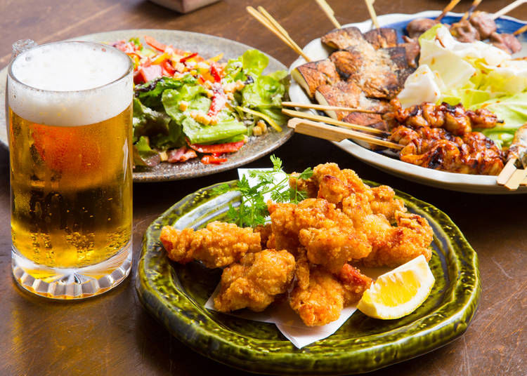 1. Izakaya Pubs: Eating Out is Cheaper in Japan