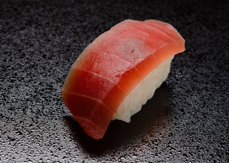3. Maguro (tuna)