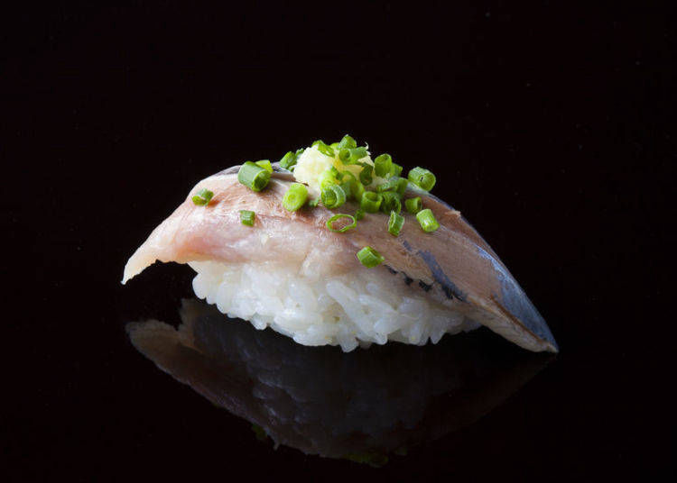 9. Iwashi (sardine)