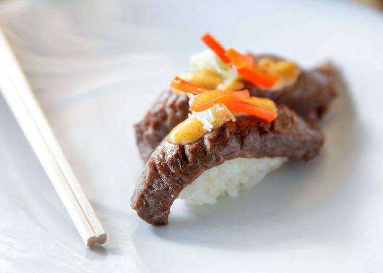 27. Wagyu beef