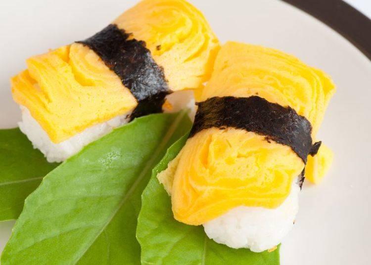 28. Tamagoyaki