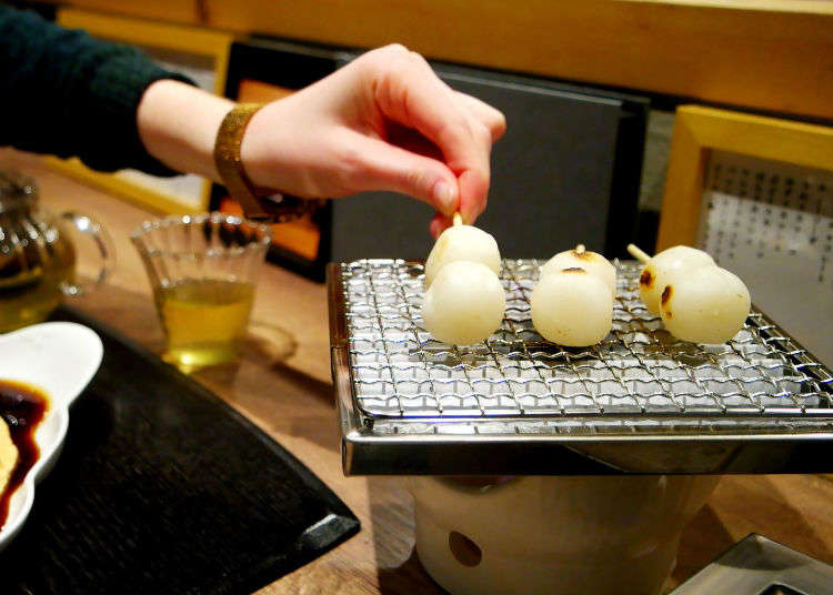 [MOVIE] Experience the Tokyo Dessert Heaven with Grilled Sweet Dumplings and Water Cake at Mikan Club!