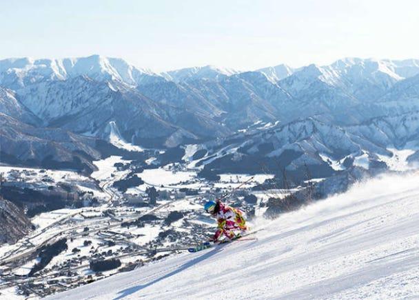 Yuzawa Ski Resorts: Winter Snow Paradise Close to Tokyo!
