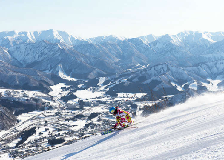 Yuzawa Ski Resorts: Legendary Winter Snow Paradise Close to Tokyo!