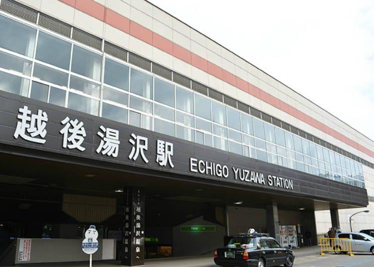 How to get to Yuzawa Ski Resorts from Tokyo