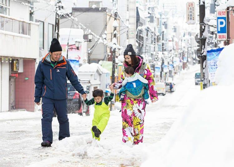 What to do in Yuzawa: Snowboard & Ski Resorts