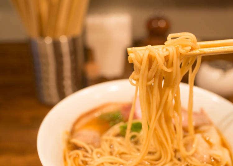 도쿄 현지인이 줄을 서서 먹는 화제의 '라멘 맛집 베스트 5 '