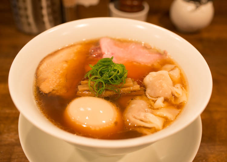 1. Nakiryu: This Creative, Michelin-starred Ramen Restaurant in Tokyo Takes You to Japanese Noodle Soup Heaven