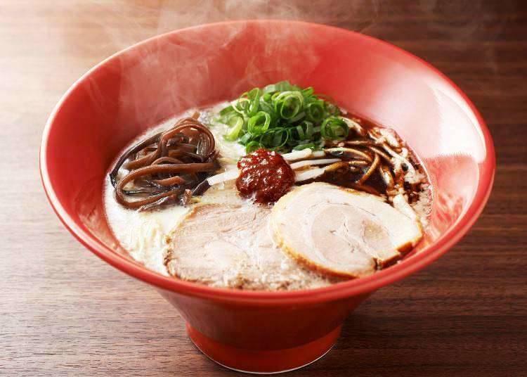 II. Authentic Hakata Tonkotsu Ramen in Tokyo: 4 Famous Shops