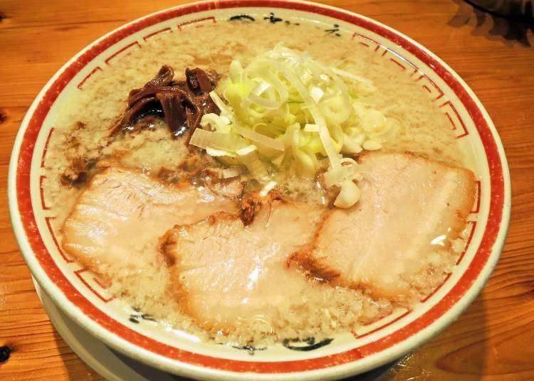 III. 3 Must-Try Japanese Ramen Noodle Shops in Akihabara