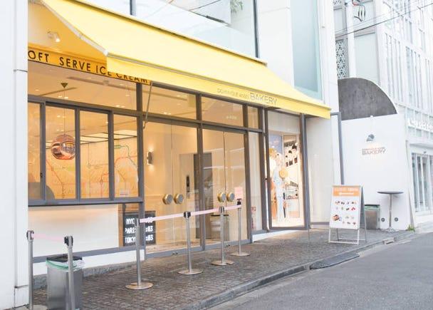 引起全球狂熱的甜點混血兒/DOMINIQUE ANSEL BAKERY JAPAN at OMOTESANDO