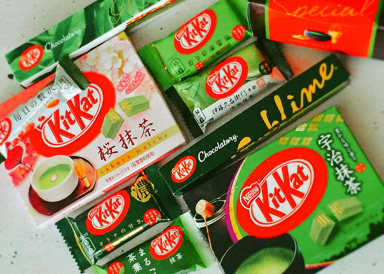 Explore the Wonderful World of Matcha KitKat