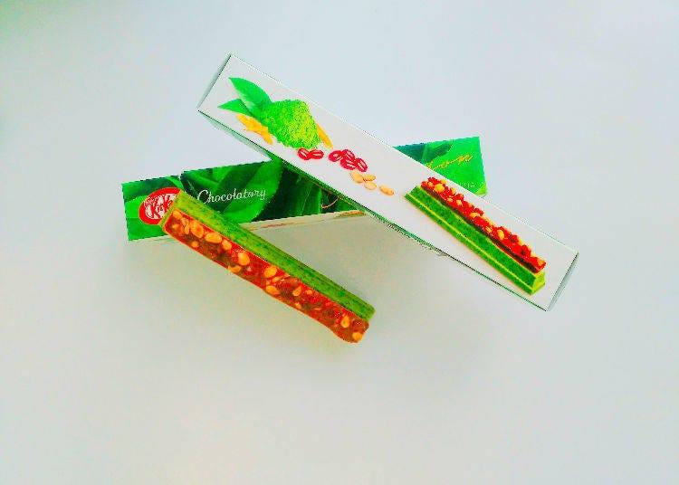 6. KitKat Chocolatory Moleson Matcha